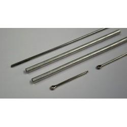 Barre de flèche aluminium